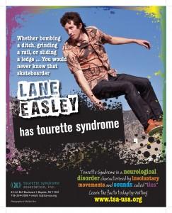Lane Easley Tourette Syndrome